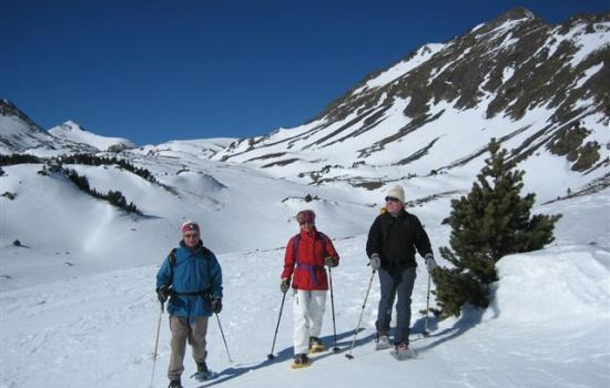 Capcir, the sunny mountain of the Pyrénées Orientales