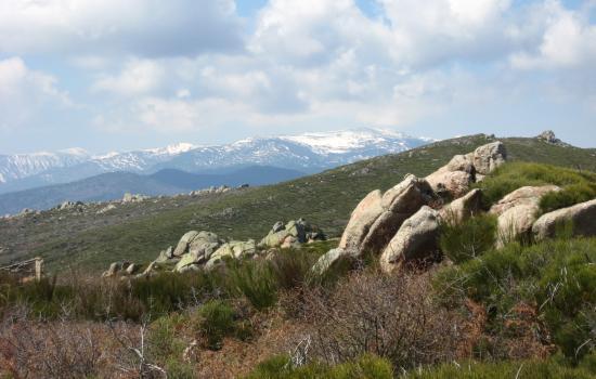 Entre Hautes Corbières et Pyrénées