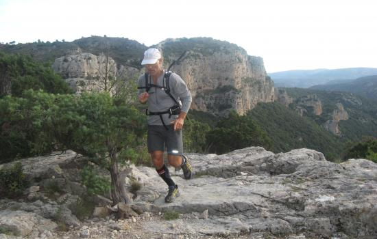 Trail monts saint guilhem le desert