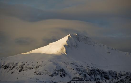 Le Puy Mary, sommet majeur des Monts du Cantal