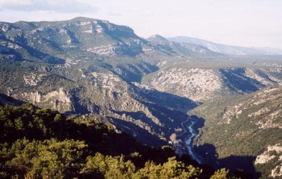 Monts de Saint Guilhem le Désert et la Seranne