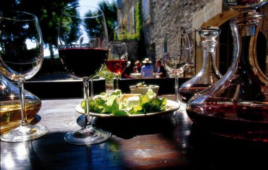 plaisirs de la table et art de vivre