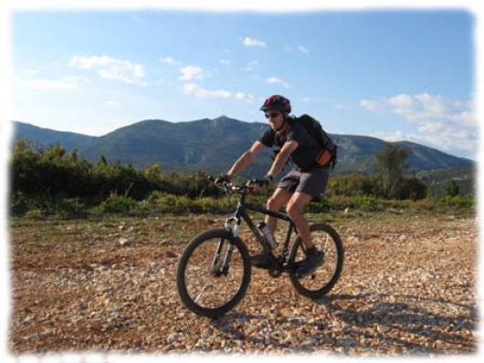 Entre les Monts de St Guilhem et le Larzac