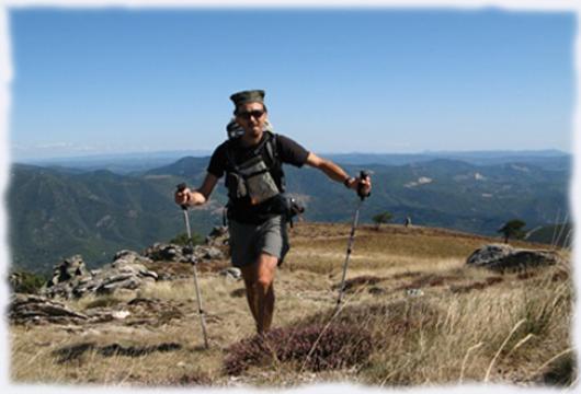 Itinérance en randonnée à travers le massif du Haut Languedoc entre Hérault et Tarn
