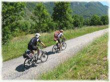 Pedal in the Cevennes