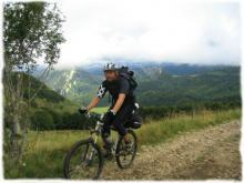 Randonnée entre Monts d'Ardeche et Haut Loire
