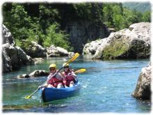 Descente canoe, randonnee et raid canoe