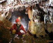 Exploration des grottes en Haut Languedoc
