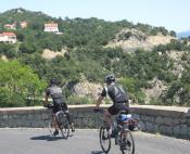 A travers le vignoble de l'Hérault