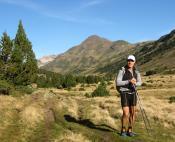 Rando de montagne à la rencontre des sommets et lacs d'altitude