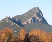 La montagne des hautes garrigues