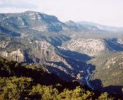 Monts de St Guilhem le Désert