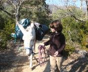 Découverte itinérance pédestre avec enfants